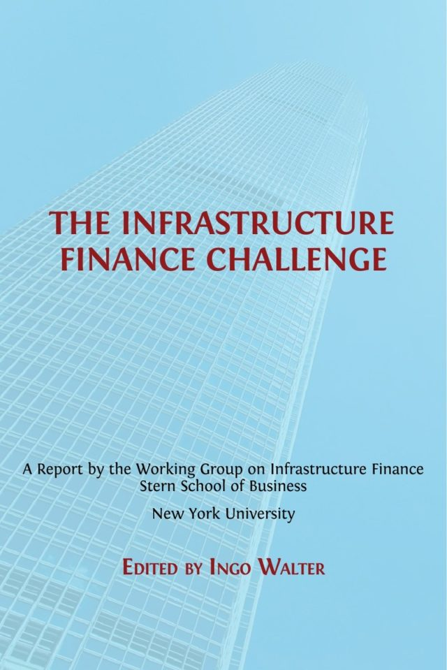 """""""The Infrastructure Finance Challenge"""" Report"""